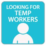 Looking for Temporary Workers